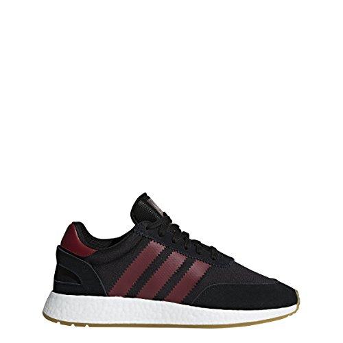 Adidas I-5923 Originals - Zapatillas para Hombre, Negro/Collegiate Borgoña/Blanco, 9.5 D(M) US