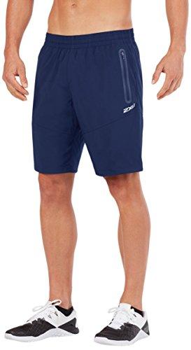 Bsr marino hombre Pantalones U x azul cortos azul 2 marino para waYqBf