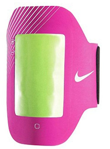 Nike Women's E1 Prime Performance Arm Band (iPhone 4, 4S, iPod Touch, Pink -