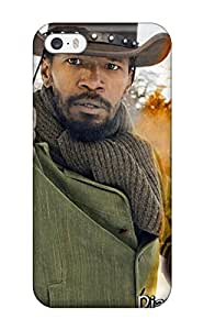 Hot 9973673K82369265 New Django Unchained Tpu Case Cover, Anti-scratch Phone Case For Iphone 5/5s