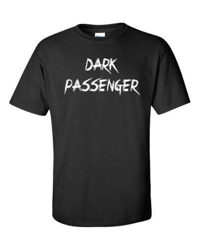Jacted Up Tees Dexter Dark Passenger Men's T-Shirt SHIPS FROM OHIO USA
