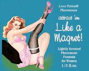 Sugared Honey (Love Potion: Like a Magnet: Sugared Vanilla & Honey (Original) ~ 1/3 Fl. Oz. Lightly Scented Pheromone Blend for Women)