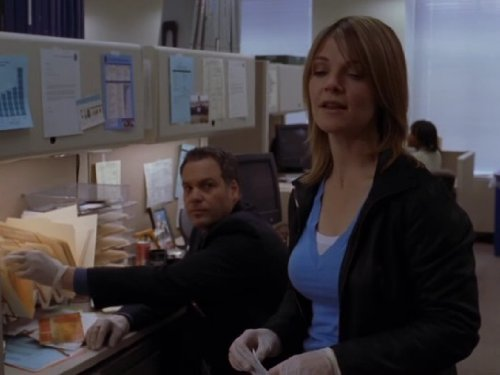 Grow (Law And Order Criminal Intent Nicole Wallace Episodes)