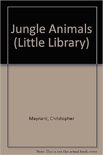 Téléchargement de livres gratuits sur Kindle Fire Jungle Animals (Little Library) by Christopher Maynard DJVU