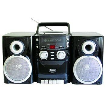 Review Naxa Portable CD Player