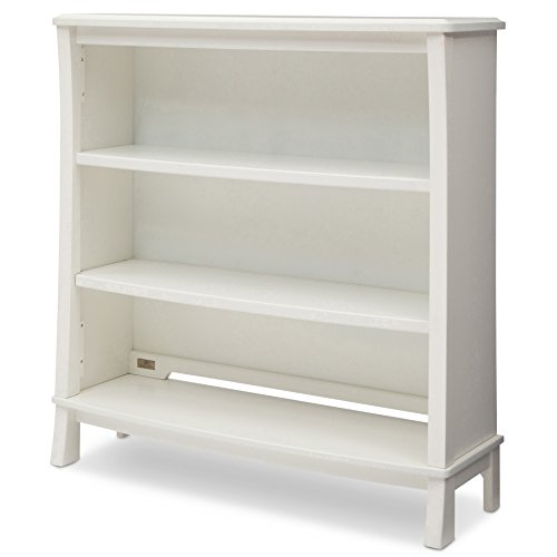 Simmons Kids Madisson Bookcase, White Ambiance