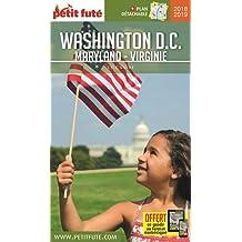 WASHINGTON D.C. 2018-2019 + PLAN DE VILLE + OFFRE NUMÉRIQUE