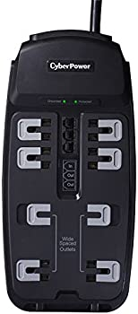 CyberPower 6 ft. 8 Outlets Surge Protector