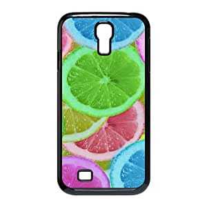 Samsung Galaxy S4 Cases Abstract Colorful Lemon Slices Ilike Com, Abstract Color Cases Jumphigh, {Black}