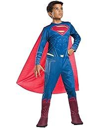 Costume Batman v Superman: Dawn of Justice Superman Tween Value Costume, Small