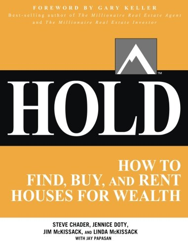 HOLD: How to Find, Buy, and Rent Houses for Wealth by McGraw-Hill