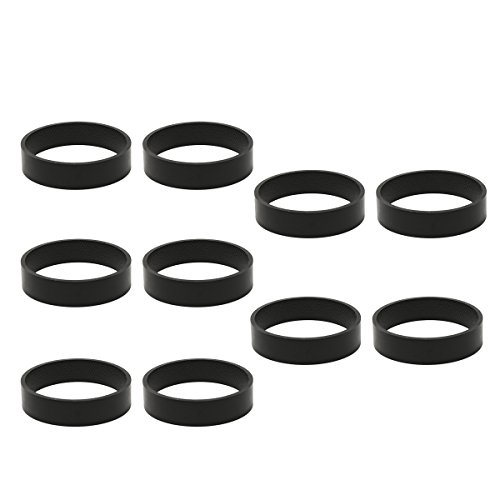 ANBOO Vacuum Cleaner Belt for Kirby Series Fits All Generation Series Models Vacuum Cleaner Accessories 10pcs - Kirby Vacuum Cleaner Accessories