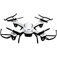 OUKU JJRC H32GH 4CH 6-Axis Gyro 5.8G FPV RC Quadcopter Barometer Set High RTF Mini Drone with 2.0MP Camera( white)