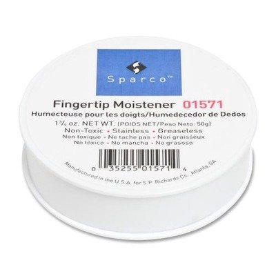 SPR01571 - Sparco Sortkwik Fingertip Moistener ()