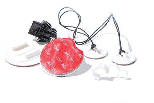 Soporte adhesivo action Cam 1