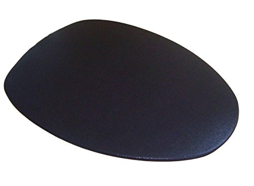 Special Shiny Edition of Fabric Cover for a lid Toilet SEAT for Round & Elongated Models - Handmade in USA (Bright Black)