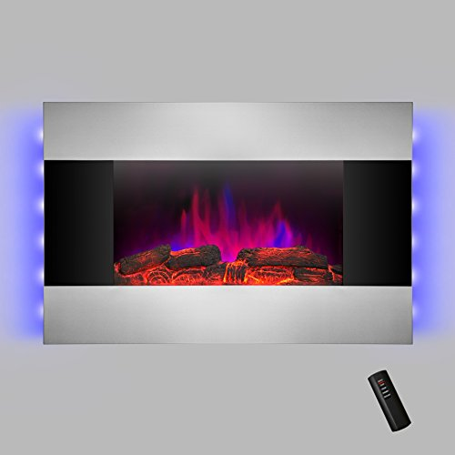 Compare Price To Electric Fireplace Blue Flame