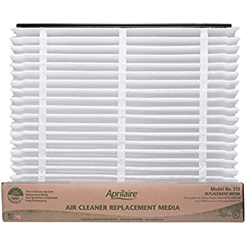 Aprilaire 213 Air Filter 2 Pack for Air Purifier Models 1210, 2210, 3210, 4200, Space-Gard 2200