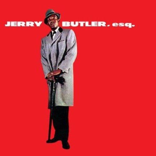 CD : Jerry Butler - Jerry Butler Esq (United Kingdom - Import)