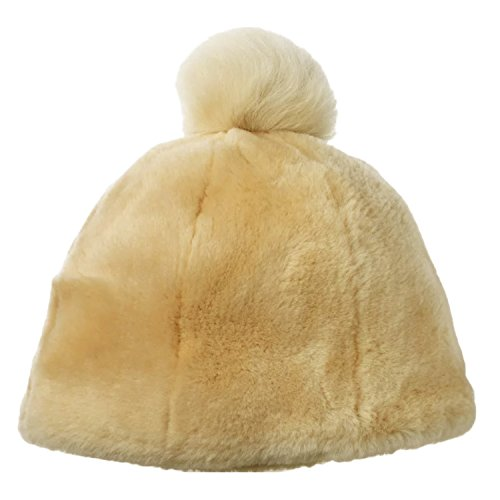 UGG Women's Exposed Sheepskin Beanie Chestnut SM/MD by UGG