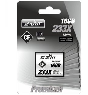 Silver HT 15075 233X Premium - Tarjeta De Memoria Silverht ...