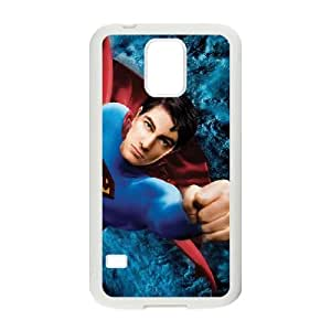 Superman Samsung Galaxy S5 Cell Phone Case White