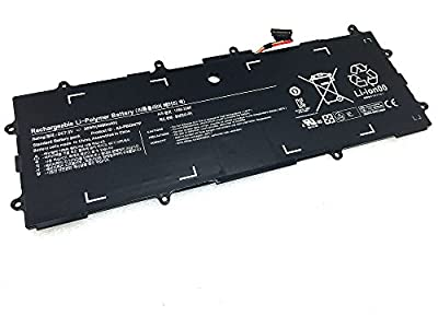 Yafda AA-PBZN2TP New Laptop Battery for Samsung Chromebook XE500T1C 910S3G 915S3G 905S3G XE303 XE303C12 XE303C12-A01US PBZN2TP [ 7.5V 30WH/4080mAh ] from Yafda
