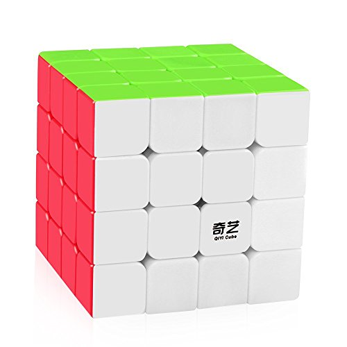 4x4x4 4x4 Stickerless Cube Puzzle - 2