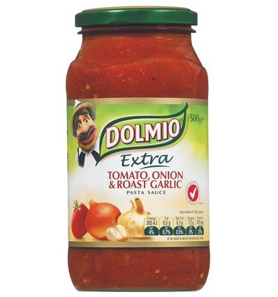 Dolmio Tomato Onion Garlic