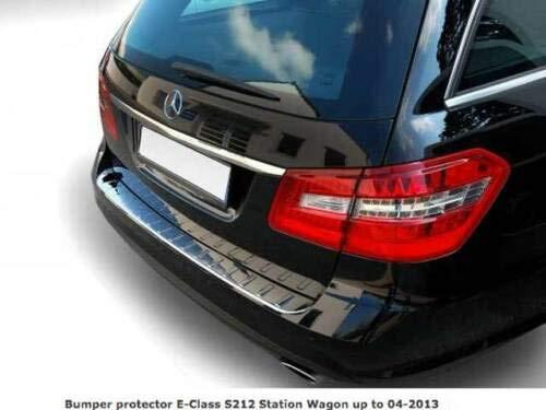 SCHAETZ W212 E Class Estate Wagon Chrome Bumper Protector to 03//2013