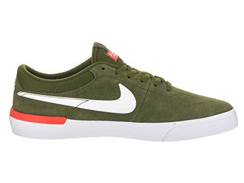 Nike Herren Sb Koston Hypervulc Skateboardschuhe Legioen Groen / Wit-max Ora