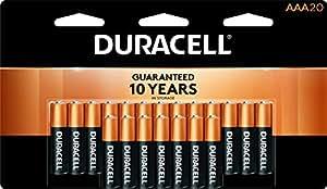 Amazon.com: Duracell - CopperTop AAA Alkaline Batteries