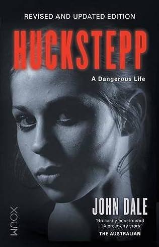 book cover of Huckstepp