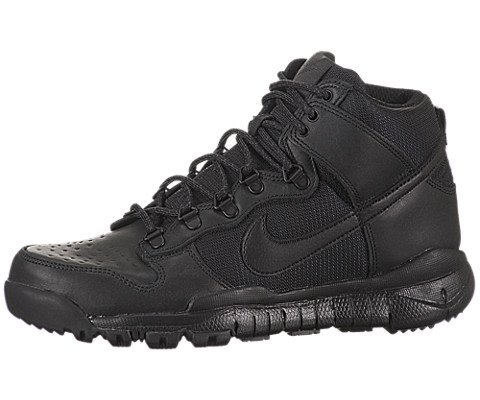big sale b18f1 0eb38 Nike Sb Dunk High Boot Mens Hi Top Trainers 536182 Sneakers Shoes (UK 7 US  8 EU 41, Black Black 001)