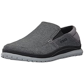 CROC Men's Santa Cruz Playa Slip-on Loafer