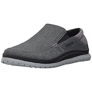 Crocs Men's Santa Cruz Playa Slip-on Loafer