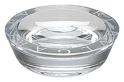 [ブルガリ] BVLGARI  「BVLGARI BVLGARI」灰皿 円型 12cm(スモール) 47502 (並行輸入品) B005T449J0