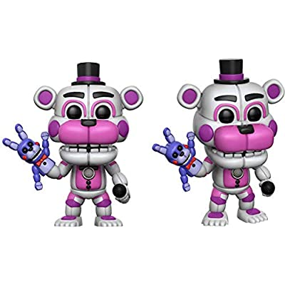 Funko Pop! Games: Sister Location - Funtime Freddy (Styles May Vary) Collectible Figure: Funko Pop! Games:: Toys & Games