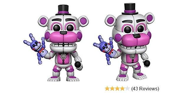 Amazon Com Funko Pop Games Sister Location Funtime Freddy