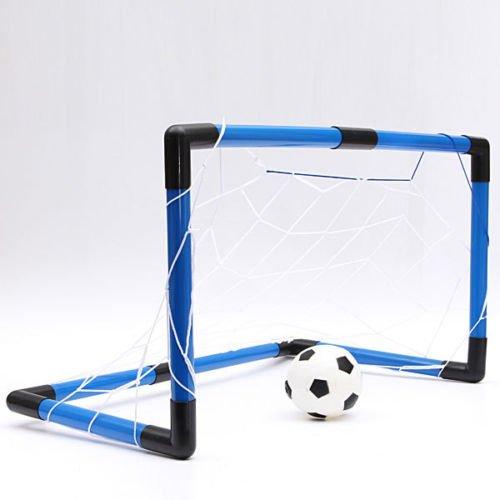 Mini Youth Soccer Goal Net Footballポンプセットアウトドアインドアトレーニング子供 B00X4I4H9U