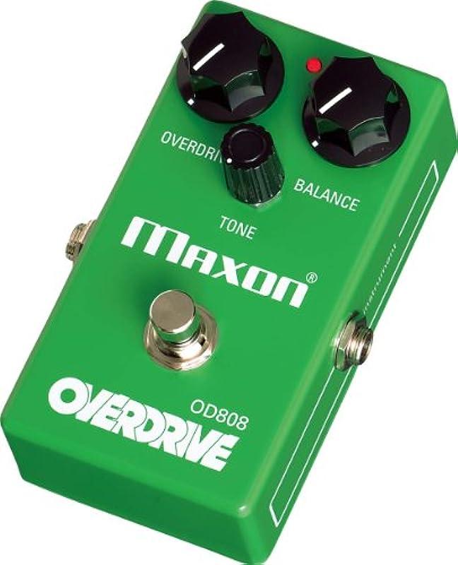 Maxon 기타 이펙터 Overdrive OD808