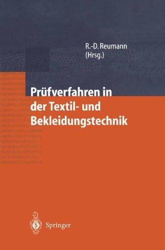 Prüfverfahren in der Textil- und Bekleidungstechnik