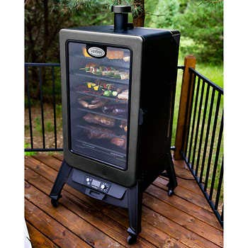Amazon.com: Louisiana Grills Vertical Pellet Smoker: Jardín ...