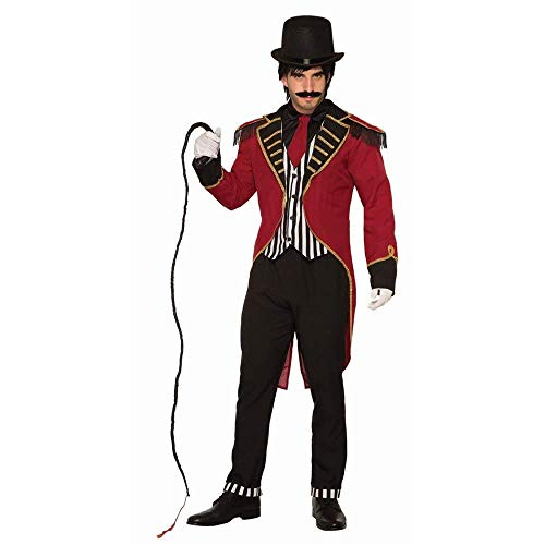 Forum Novelties 81157 Dashing Ringmaster-Std, Multi Color, One Size