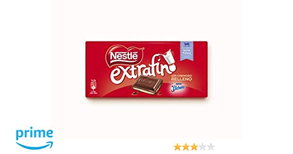 NESTLÉ EXTRAFINO La Lechera Chocolate con Leche Condensada - Tableta de Chocolate: Amazon.es: Amazon Pantry