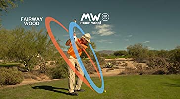 Amazon.com: MW8 Moon Wood – Madera premium para golf Fairway ...