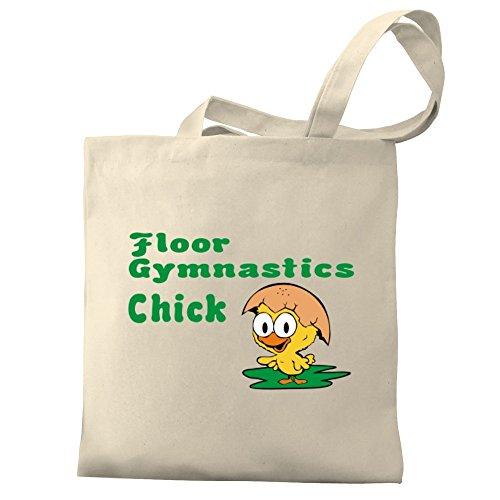 Eddany Canvas chick Eddany Tote Gymnastics Tote Floor chick Canvas Bag Floor Gymnastics fqpwf6