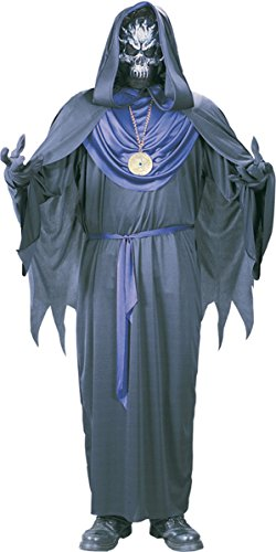Emperor Of Evil Adult Costumes (Holiday Times Unlimited Inc Men's Emperor Of Evil Costume Multicoloured One Size)