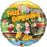 El Chavo Del Ocho Party Supplies BALLOON Birthday Mylar Fiesta Decoration Globos