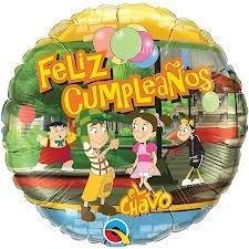 Supplies BALLOON Birthday Mylar Fiesta Decoration Globos: Toys & Games